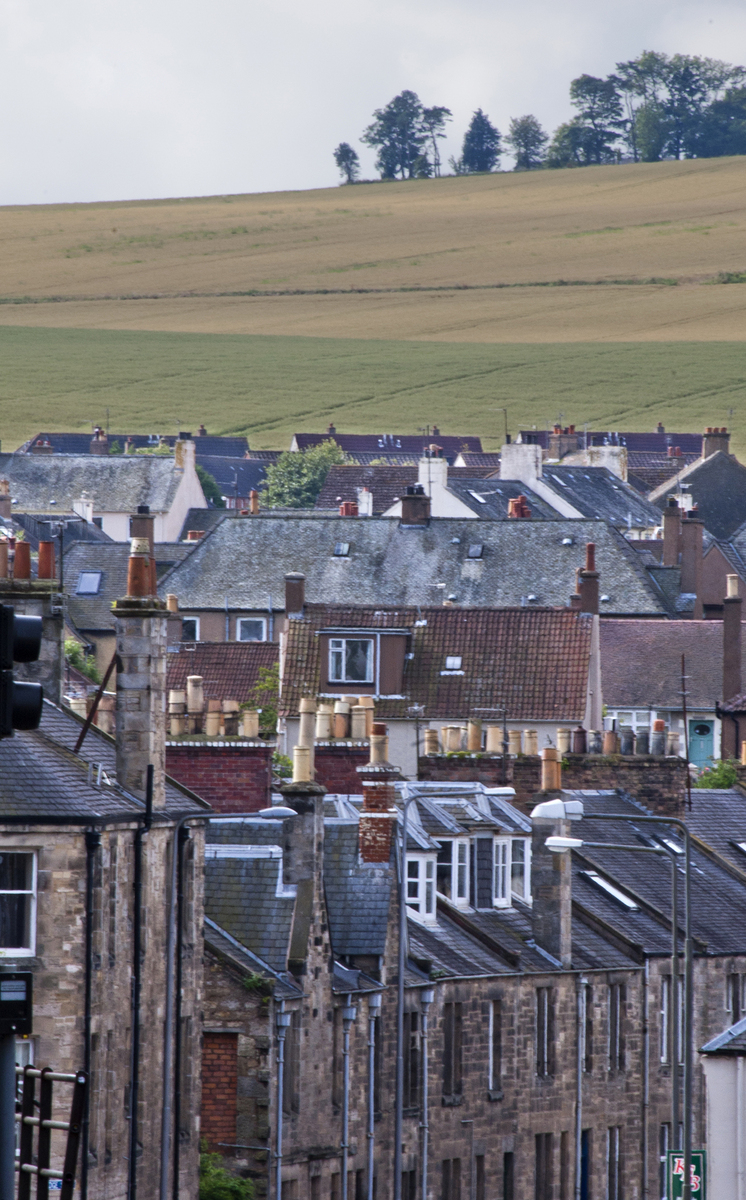 11 chimneys and roofs st andrews