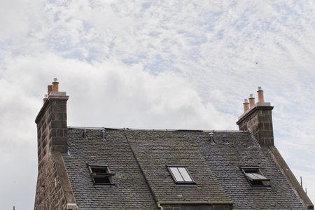 43 chimneys and roofs st andrews