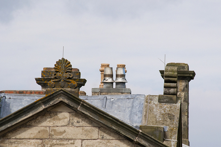 41 chimneys and roofs st andrews