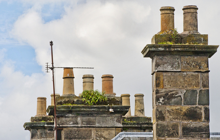 40 chimneys and roofs st andrews