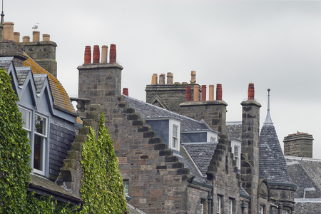 29 chimneys and roofs st andrews