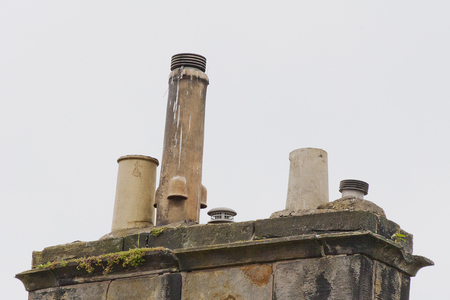 25 chimneys and roofs st andrews