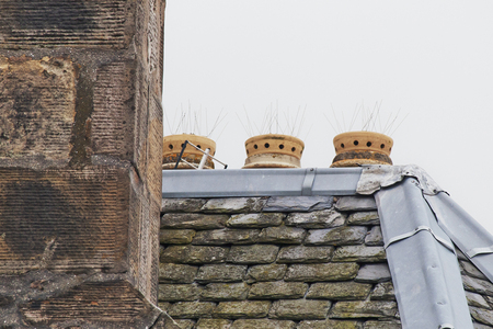 23 chimneys and roofs st andrews