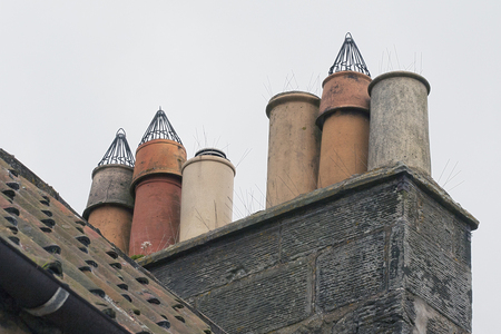 22 chimneys and roofs st andrews