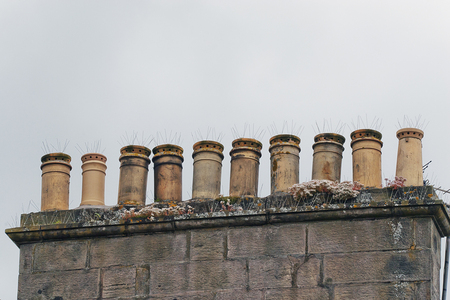 21 chimneys and roofs st andrews