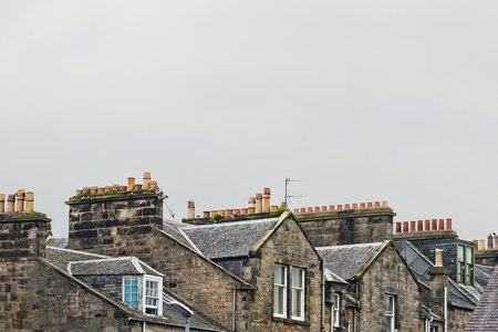 17 chimneys and roofs st andrews