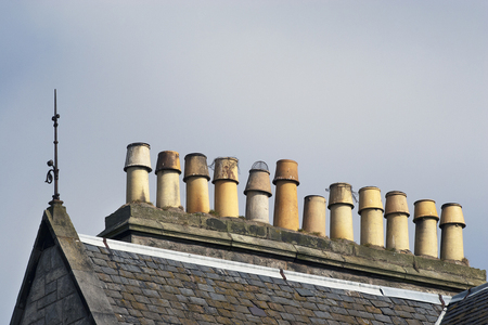 16 chimneys and roofs st andrews