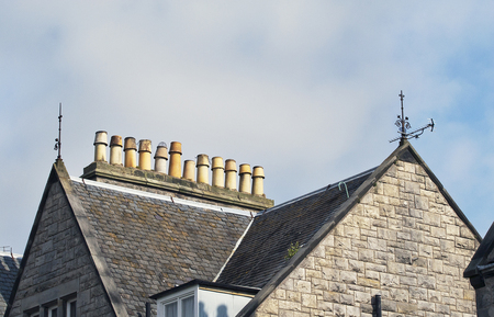 15 chimneys and roofs st andrews