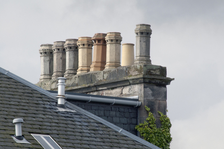 13 chimneys and roofs st andrews