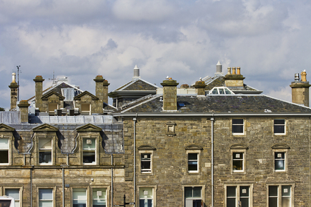 6 chimneys and roofs st andrews