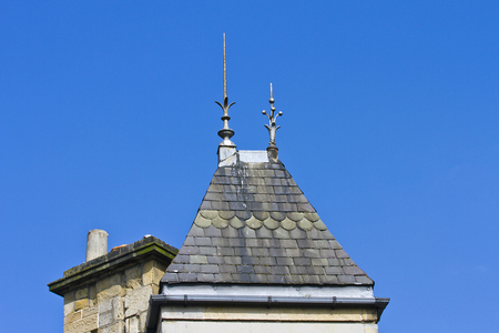 3 chimneys and roofs st andrews