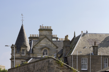 1 chimneys and roofs st andrews